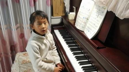钢琴_牧民歌唱毛主席