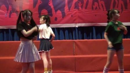 舞蹈表演:《ice cream cake》