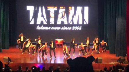 TATAMI2018舞王圣夜