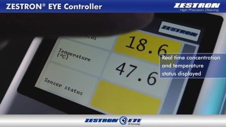 ZESTRON EYE--PCB清洗工艺中的浓度实时监测系统