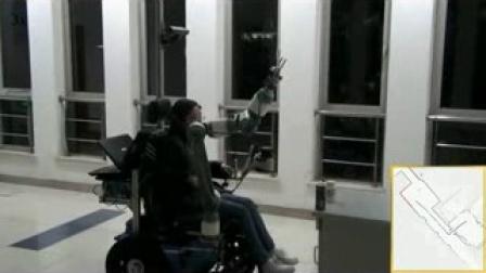 交龙智能轮椅操作臂
