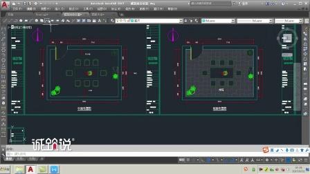 精通CAD平面施工图快速入门室内设计零基础全套教程【诚筑说】第二章03门和桌椅的绘制