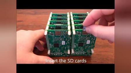 用树莓派构建一个集群计算机