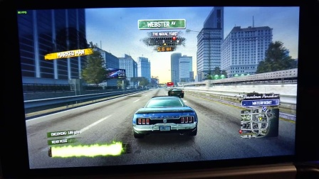 GPD-WIN2 (7W)- Burnout Paradise