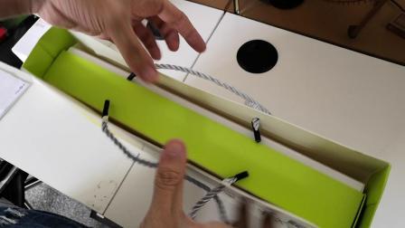 杭州瑞丽包装绿豆糕包装盒礼盒折叠方法讲解2018新款