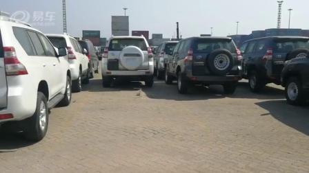 18款中东版丰田普拉多2700 平行进口价格