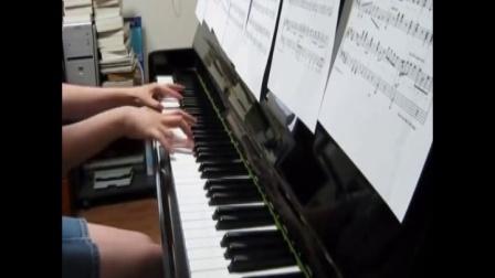 千森千语: Jon Schmidt - Can't help falling in love 流行曲钢琴演奏