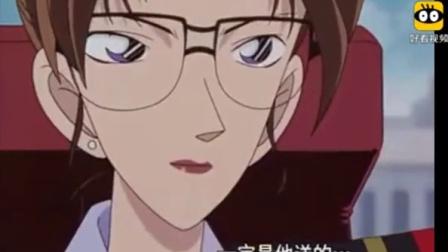 名侦探柯南: 生病时候的妃英理还是那么漂亮, 小五郎还不知足