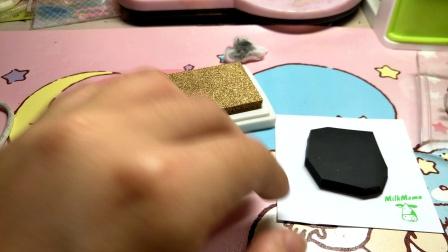 橡皮章购物分享以及洗章方法