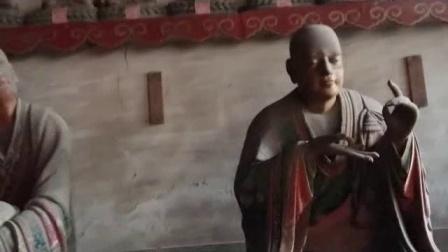 灵岩寺海内第一名塑罗汉2018.2.27