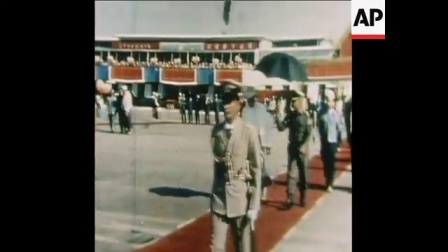 【央视旧影】邓小平副总理抵达仰光开始访问缅甸(1978.2.3)(新闻联播片段)