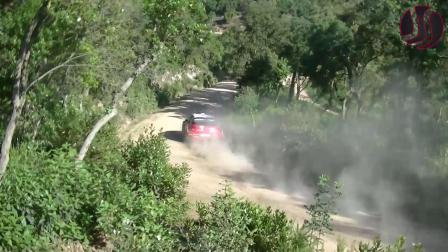 #2018世界汽车拉力锦标赛(WRC)#Test Craig Breen Citro n C3 WRC Rally :