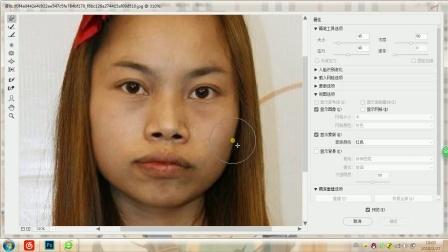 photoshop液化美化图像图片 使用ps制造人像大改造