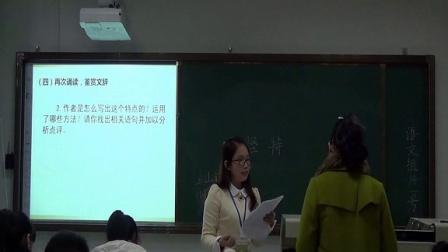 高中語文 教師資格證國考招聘面試10分鐘無生試講片段教學實錄視頻30