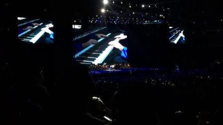 理查德克莱德曼40周年元旦上海音乐会星空