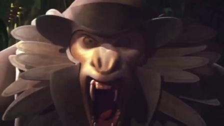 生态动画短片《猴面包树》看完引人深思!