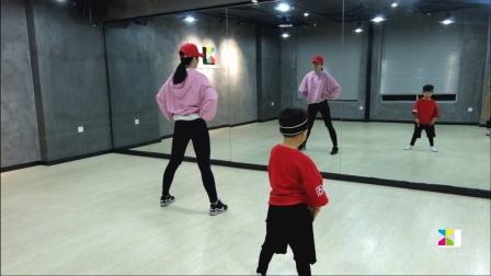 【XJ Dance】舞蹈教学(少儿)hiphop幼儿街舞第5期Part1 CICI导师