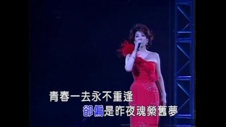 蔡琴  魂萦旧梦(一起走来演唱会)