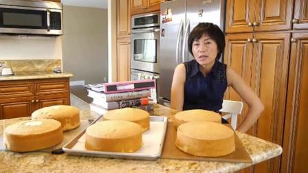 7款韩式豆沙裱花视频教程-韩式裱花手法演示