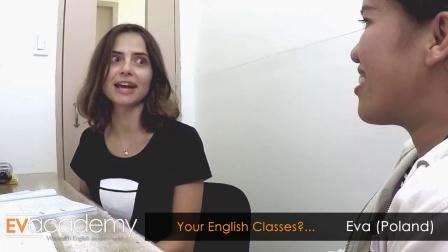 【菲英游学】菲律宾学英语之我在EV的学习生活-波兰学生 Eva