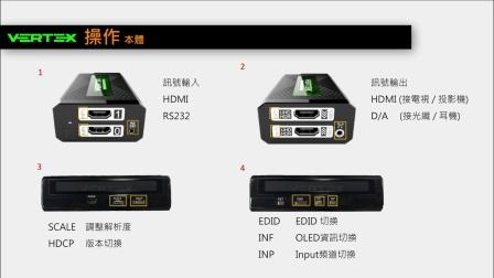 HDFury VERTEX  产品中文介绍