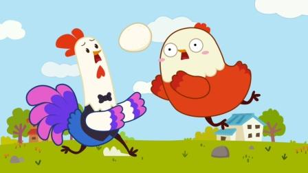 小鸡叫叫和他的朋友们 第六集 小毛球