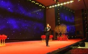 主持人木青 新都竹韵宴会中心 案例图片