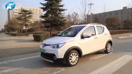 2017年度电视观众喜爱的新能源车—北汽新能源EC200