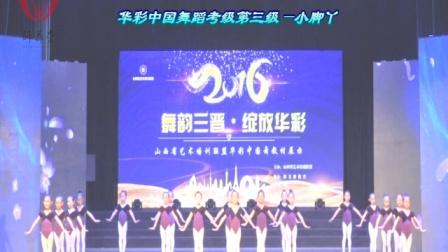 华彩中国舞蹈考级教材展示(2017.4)上—山西省艺术培训联盟