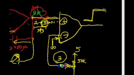 电路学85:应用OPA积分器设计一个计时转态电路3-2