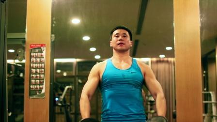 健身日记(15-12-16):肩膀