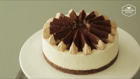 颜值超高的提拉米苏蛋糕教程 你值得拥有