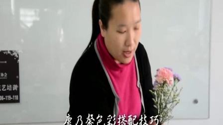 仿真花厂康乃馨花束图片 教师节鲜花图片