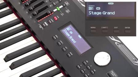 Roland RD-2000快速指南 #12——使用USB外接音频