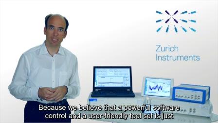 LabOne 概览 Zurich Instruments
