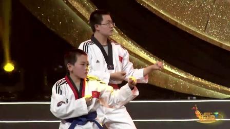 2018魅力校园北京春晚综艺原创 舞蹈《男儿当自强》