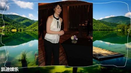 39岁陈文媛素颜现身,与老公到公园野餐,画面非常温馨甜蜜