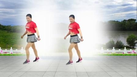 红豆广场舞 红领巾金社鬼步舞《天下的姐妹》编舞:笑春风