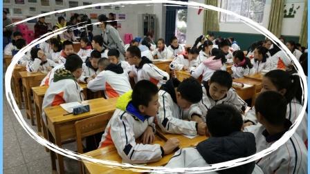 """柳州市铁五中学""""以赛促成长、以秀展风采""""首届主题班会课比赛片头(调皮卡通火柴人版)"""