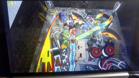 GPD-WIN2 (7W) - Dream Pinball 3D