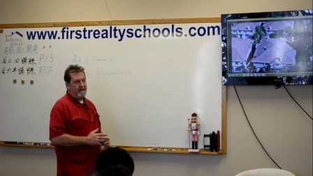 First Realty School- Home Inspection by Mr. Paul Noe-Argosy Home Inspection