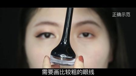 这是一个能让单眼皮放大3倍的眼妆!不借助双眼皮贴哦~