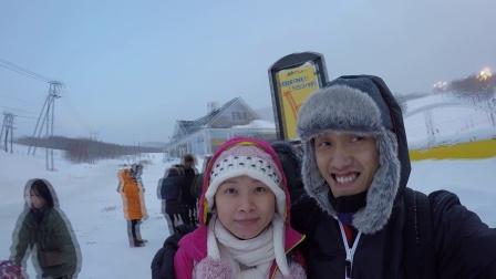 日本冬季之旅-北海道