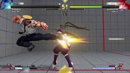 SFVAE - Orlha614 (Ibuki) vs Daigo Umehara (Guile)