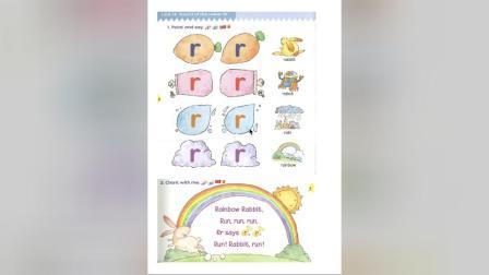 12 Letter R Homework 01
