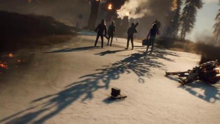E3 2018开放世界生存游戏《零世代》宣传片