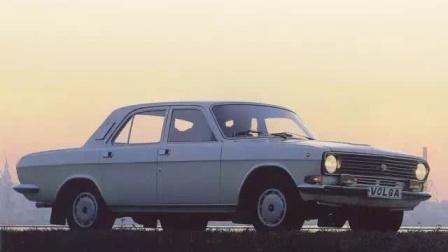 """聊聊曾经熟悉的老车GAZM24""""伏尔加""""网友:这个车坐着相当的舒服"""