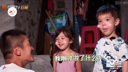 小泡芙被嗯哼亲后,杜江和刘畊宏是怎么告诉孩子的?