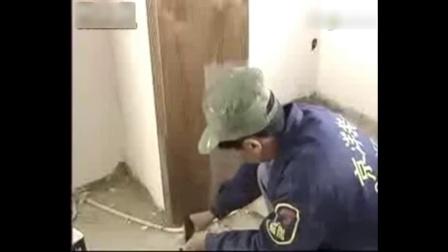 室内装修技术—施工顺序