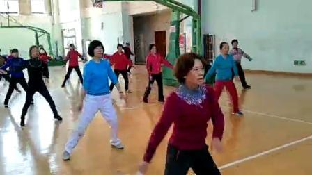 三明市举办第二期柔力球大型广场表演套路《相信》培训班